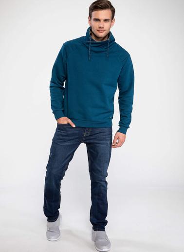 DeFacto Sweatshirt Renkli